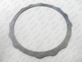 Пластина сепаратора (1 компл./1-4 шт.) для гусеничный экскаватор DAEWOO-DOOSAN S170-III (113365, 352-00014)