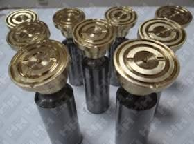 Комплект поршней (9шт.) для гусеничный экскаватор DAEWOO-DOOSAN S255LC-V (704543A, 113778C, 113779C)
