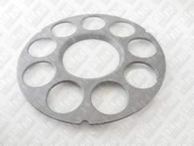 Прижимная пластина для гусеничный экскаватор DAEWOO-DOOSAN S450LC-V (113353, 223-00024)