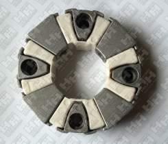 Эластичное соединение (демпфер) для колесный экскаватор HITACHI ZX210W (4416605, FYB00000114, 4700170, TH4416605, 4463993, 4463994, FYB00000115, 4455716, 4463992, 4702172, TH4463992)