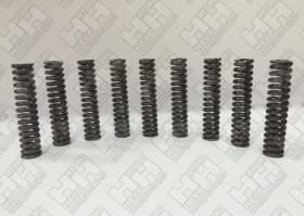 Комплект пружин (1 компл./9 шт.) для гусеничный экскаватор HITACHI ZX500-3 (0818511)