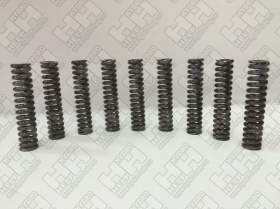 Комплект пружинок (9шт.) для гусеничный экскаватор HITACHI ZX500-3 (0451016)