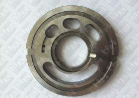 Распределительная плита для гусеничный экскаватор JCB JS360 (20/950819, 20/950820)