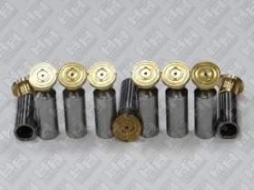 Комплект поршней (9шт.) для гусеничный экскаватор VOLVO FC3329C (SA7223-00110)